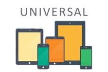 Universal tabletcases