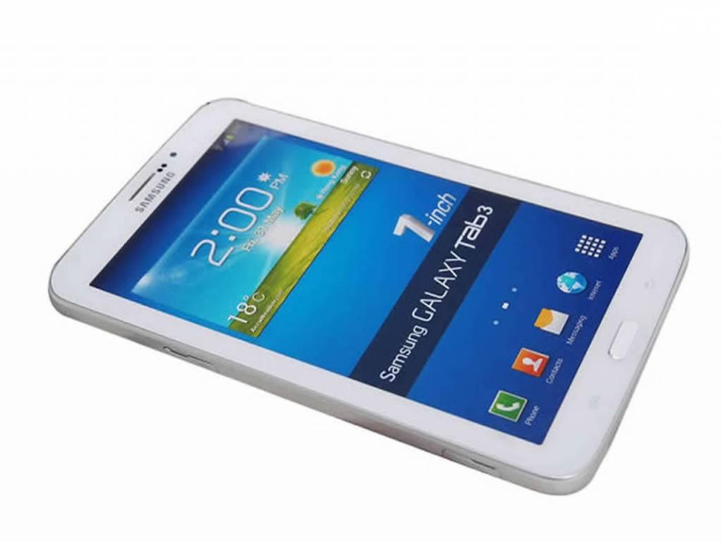 Dummy Tablet van de Samsung Galaxy Tab 3 7.0 | Wit model | wit | Samsung