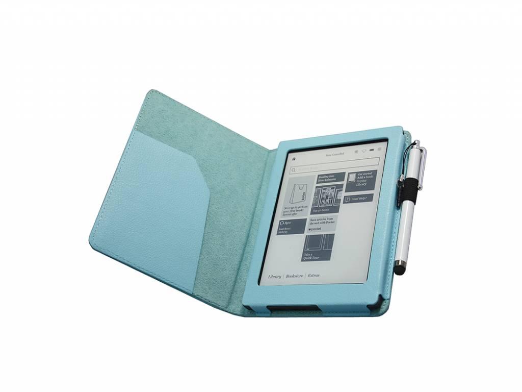 Kobo Aura 6 inch e-Reader Hoesje | Custom-made Cover | Blauw | blauw | Kobo