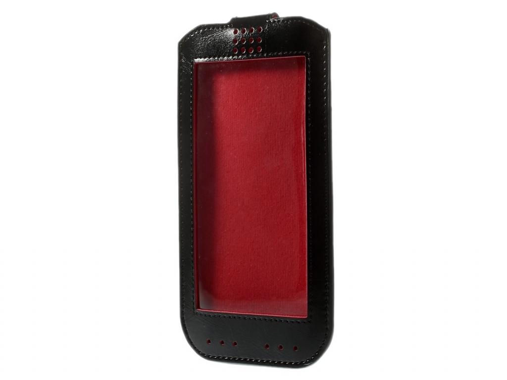 View Cover Samsung Galaxy core 4g sm g386f hoesje  | zwart | Samsung