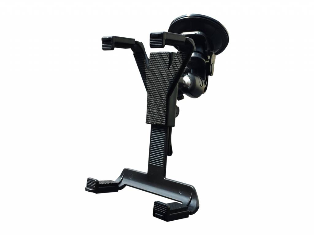 Autohouder | Archos Arnova 7e g2 dual touch Tablet | Verstelbaar | auto houder | zwart | Archos