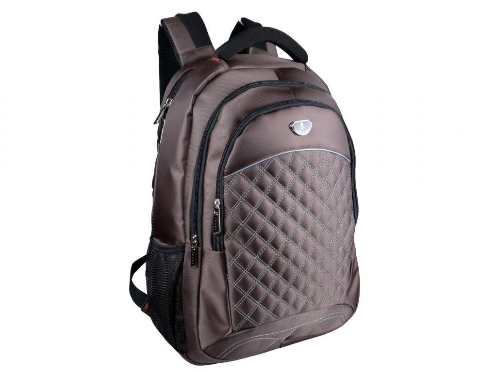 Laptop rugzak voor Peaq Pnb c1015 i2n2  | bruin | Peaq