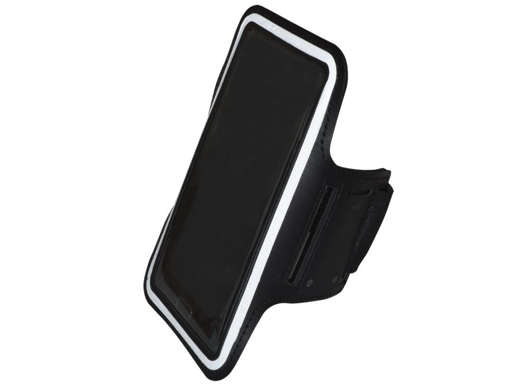 Sport Armband voor Lg L fino  | zwart | Lg