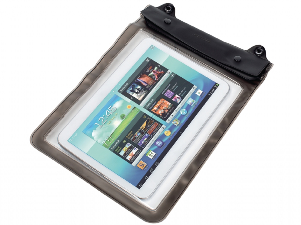 Waterdichte Ebook reader pyrus maxi hoes  -123BestDeal | zwart | Trekstor