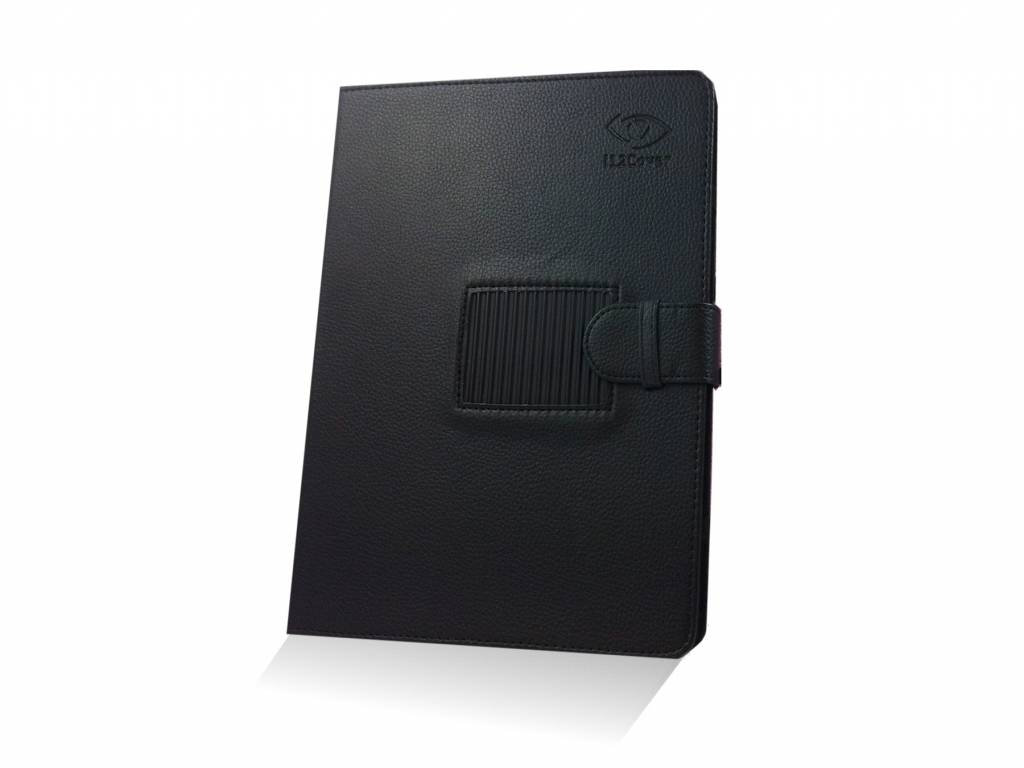 Cover voor een Nec Lifetouch l | Betaalbare Tablet Hoes | zwart | Nec