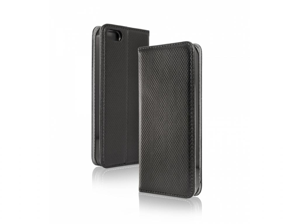 Apple Iphone 5 Wallet Smart Case zwart met Stand    zwart   Apple