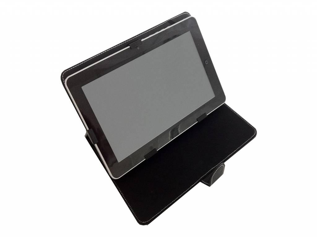 Easypix Smartpad ep800 ultra quad core | Case met 360 graden Draaibare Multi-stand | zwart | Easypix