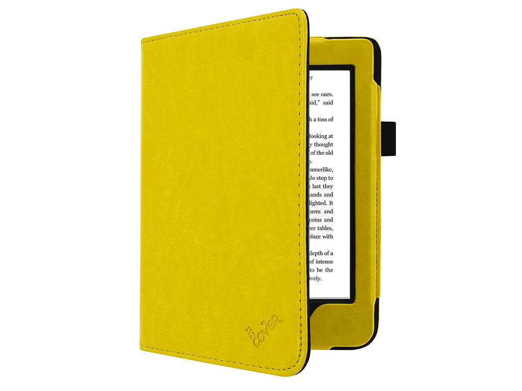 Kobo Nia  Hoes met Sleepcover  | geel | Kobo