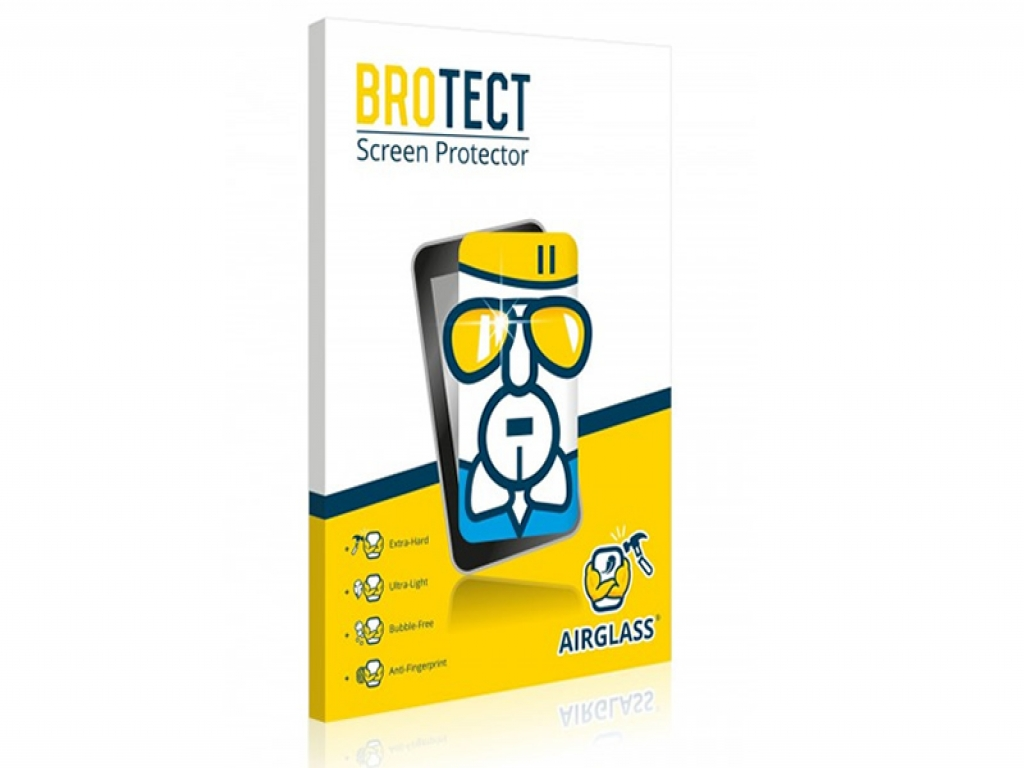 Gigaset Gs370 plus Tempered Glass Screen Protector  | transparant | Gigaset