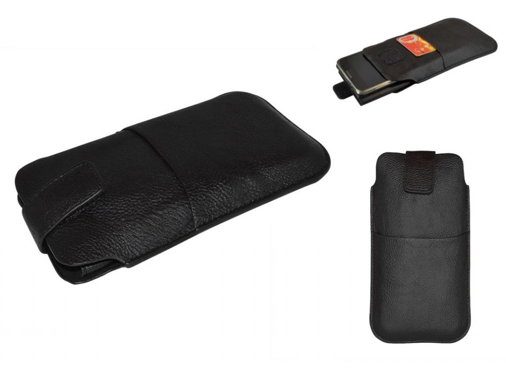 Sleeve voor Alcatel One touch flash  | zwart | Alcatel