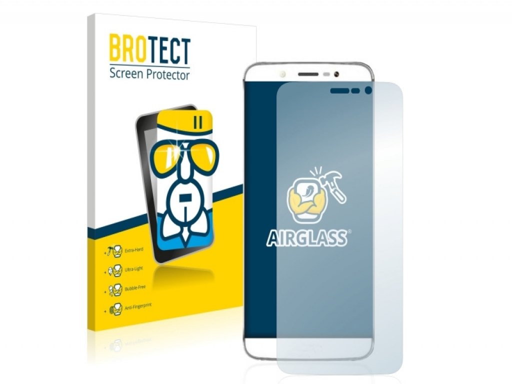 Huawei Mate 10 Tempered Glass Screen Protector  | transparant | Huawei
