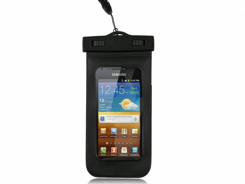 Waterdichte Alcatel 1x hoes  -123BestDeal | zwart | Alcatel