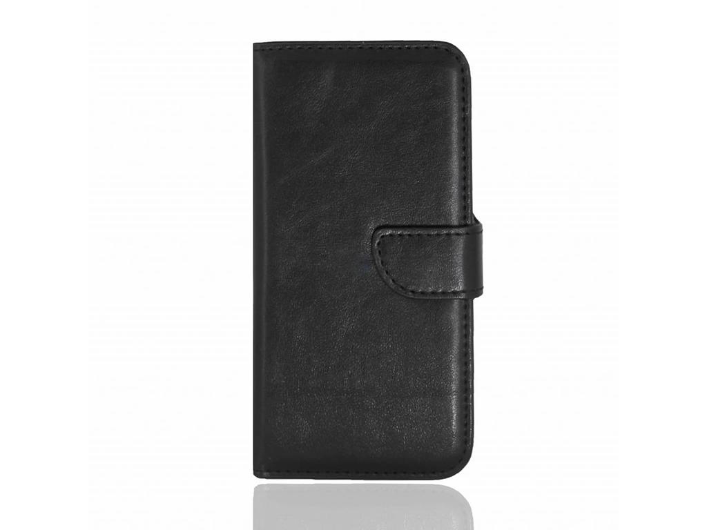 Samsung Galaxy s10 plus Luxe Wallet Case  | zwart | Samsung