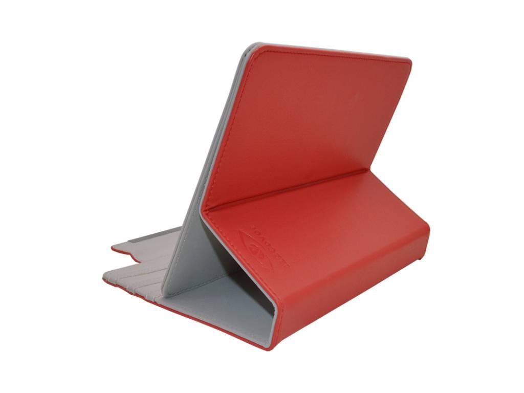 Diamond Class Hoes | Sony Xperia z3 tablet compact | 360 graden Draaibaar | rood | Sony