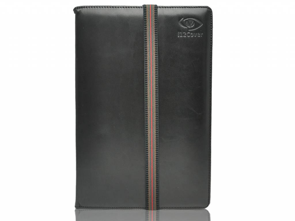 Luxe Hoes voor Velocity micro Cruz ps47 | Echt lederen Cover | zwart | Velocity micro