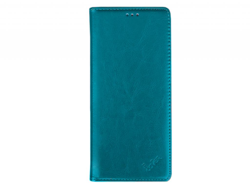 Smart Magnet luxe book case Huawei Y6 hoesje   blauw   Huawei