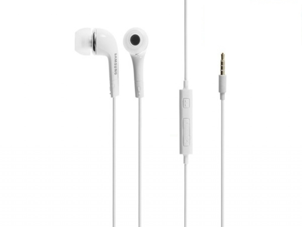 Samsung Stereo Headset voor Android one 4g    wit   General mobile