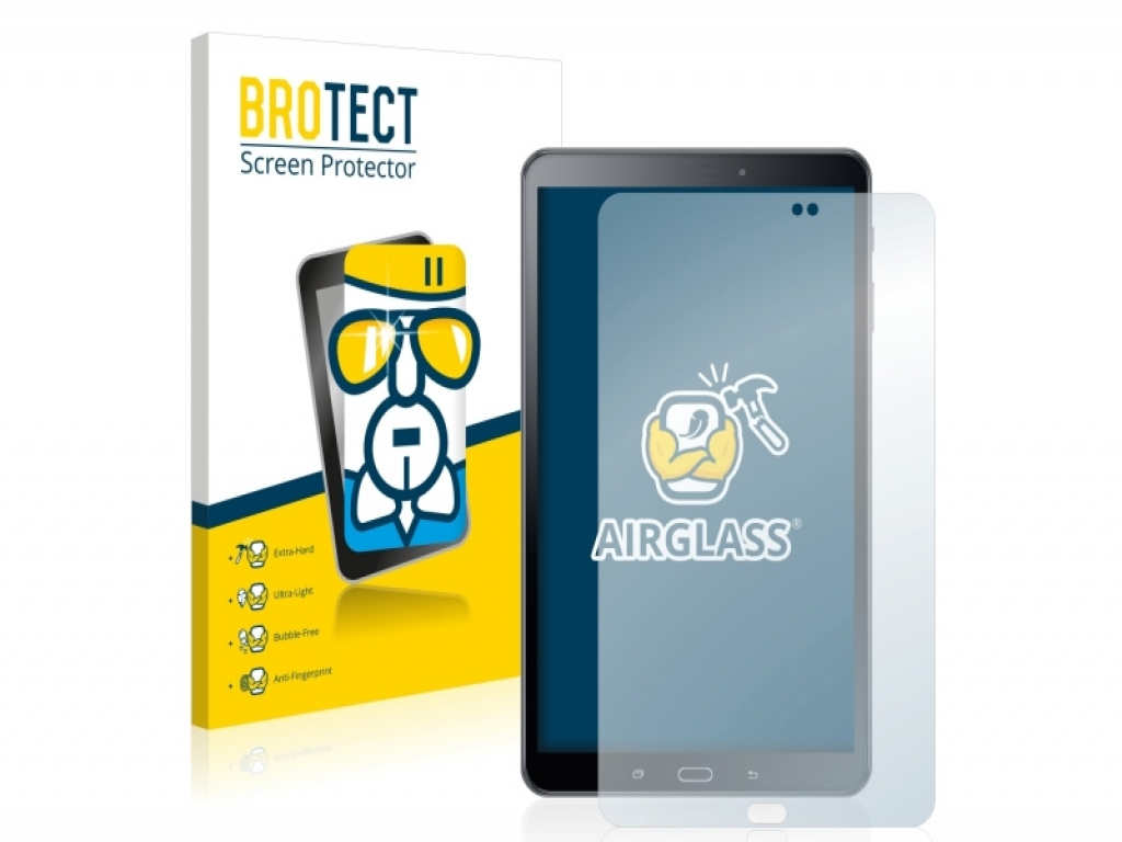 Denver Taq 10133 Tempered Glass Screen Protector  | transparant | Denver