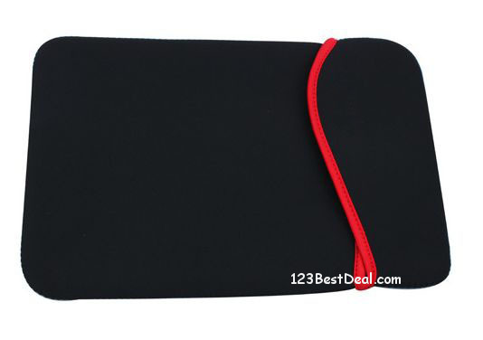 Neoprene Sleeve | Digiko Dk700n | zwart | Digiko