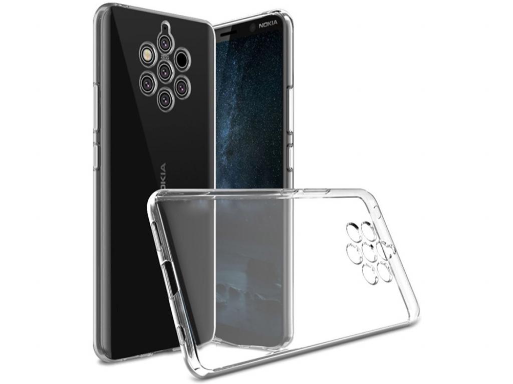 TPU Softcase 9 pureview 0.3mm  | transparant | Nokia