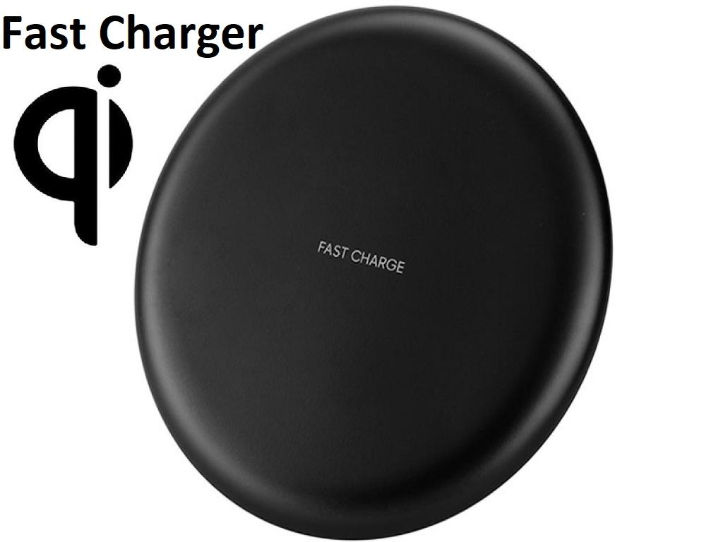 QI draadloze lader voor Vodafone Smart prime 7  | zwart | Vodafone