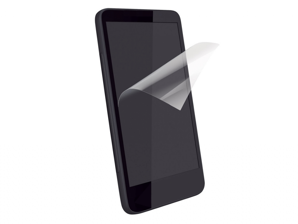 Screenprotector | Amplicomms Powertel m9000 | Transparant | transparant | Amplicomms