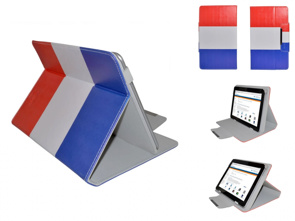 Marquant Mme 1 7 inch Hoes met vlag motief  | motief | Marquant