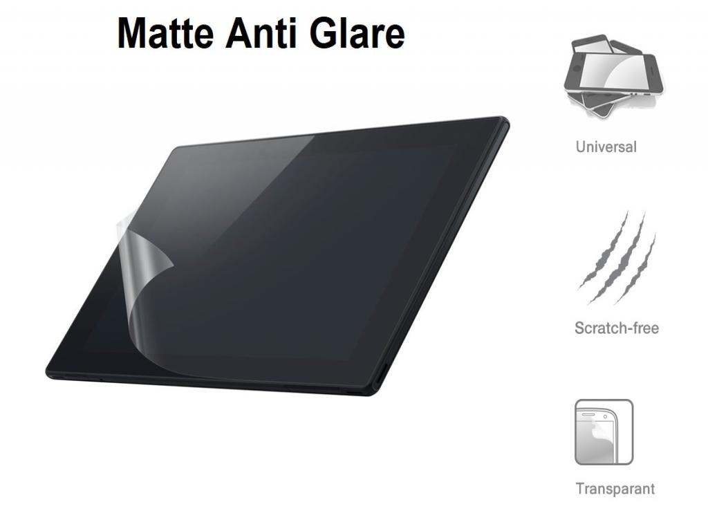 Screenprotector Prestigio Multipad 4 quantum 9.7 | A4 formaat  | Anti Glare matte | transparant | Prestigio