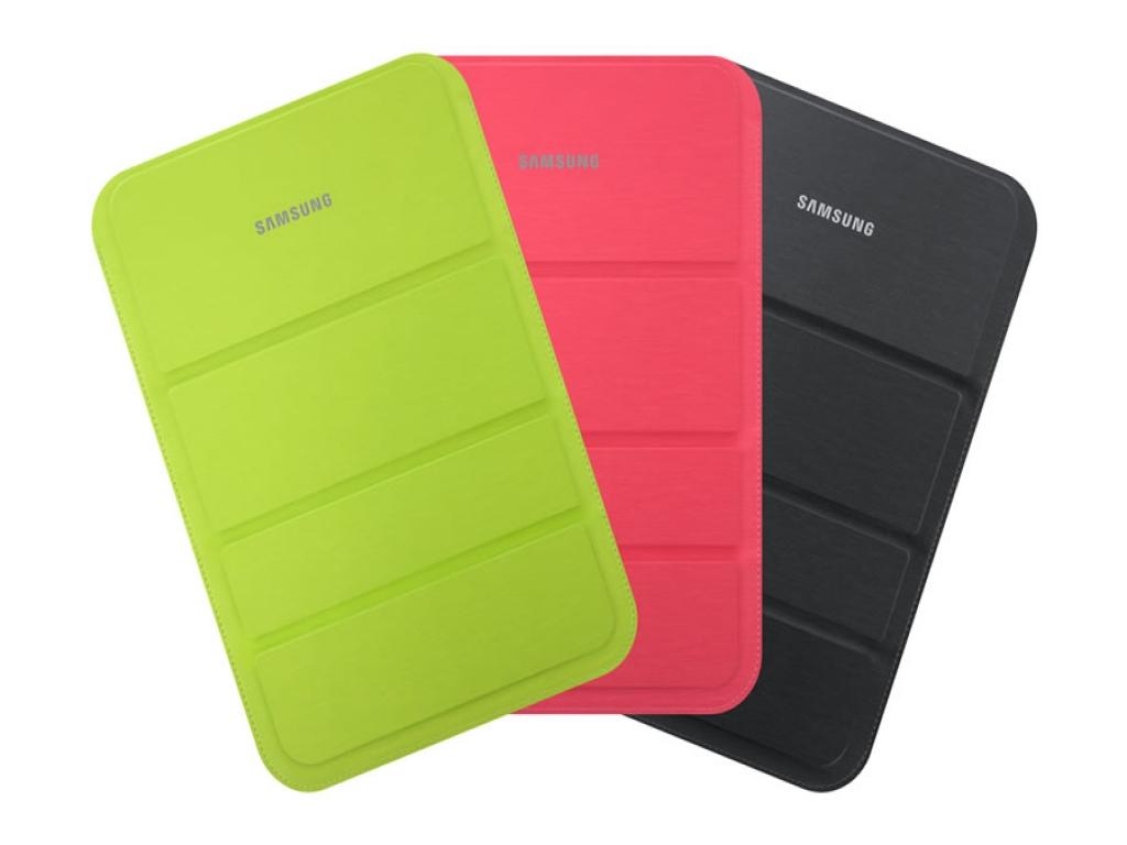 Samsung Stand Pouch | Geschikt voor Intenso Tab 724 | hot pink | Intenso