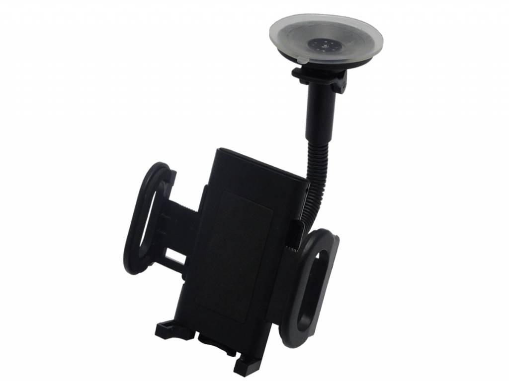 Telefoonhouder voor in de auto   Amplicomms Powertel m9000   Auto houder   zwart   Amplicomms