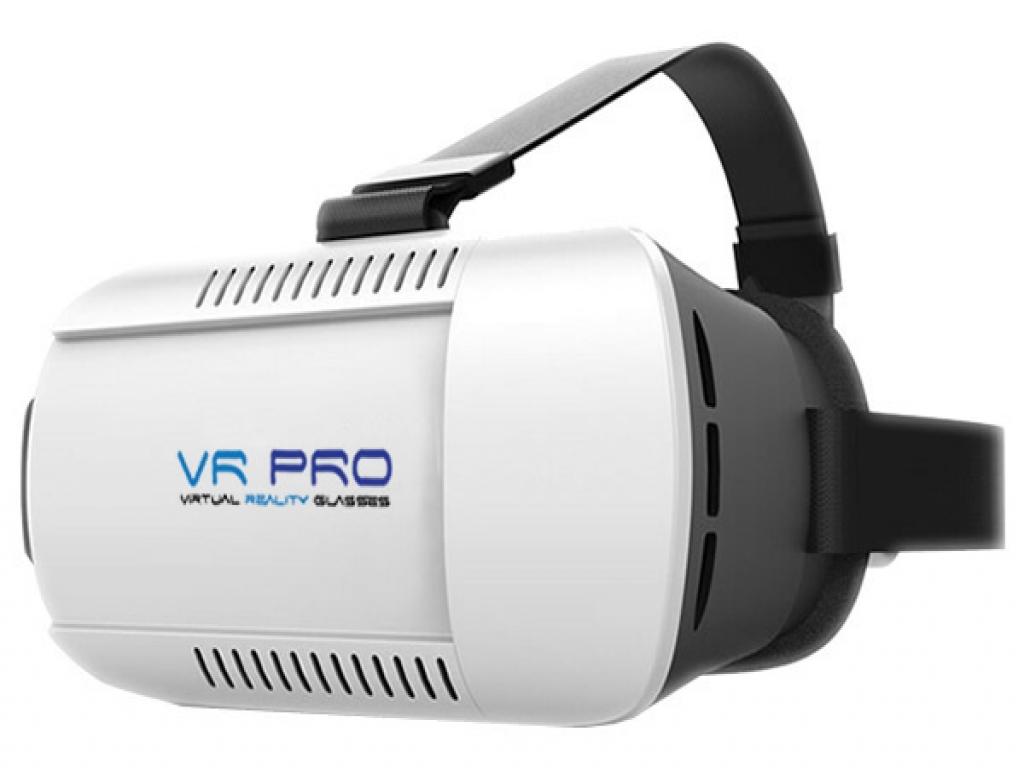 VR PRO Bril Wiko View2 go Virtual Reality Bril pro-kwaliteit!   zwart   Wiko