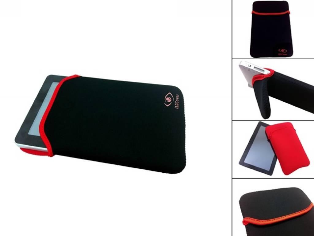 Neoprene Sleeve | Geschikt voor Lenovo Miix 3 10 inch | zwart | Lenovo