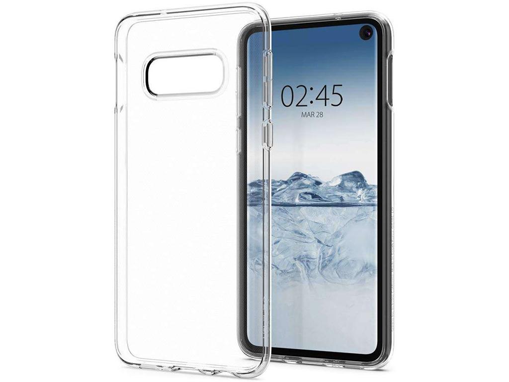 Siliconen hoesje voor Samsung Galaxy s10e  | transparant | Samsung