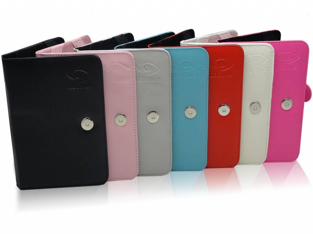 Nook Simple touch glowlight Book Cover   e-Reader bescherm hoes   hot pink   Nook