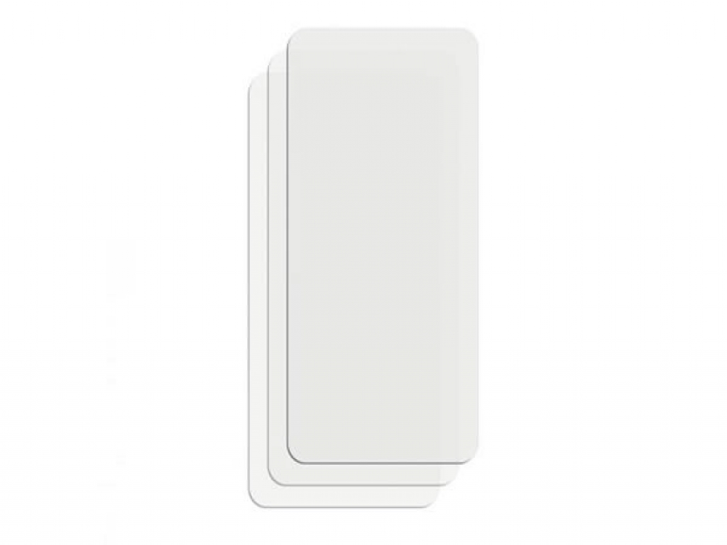 3x Screenprotector Gigaset Me pure  | transparant | Gigaset