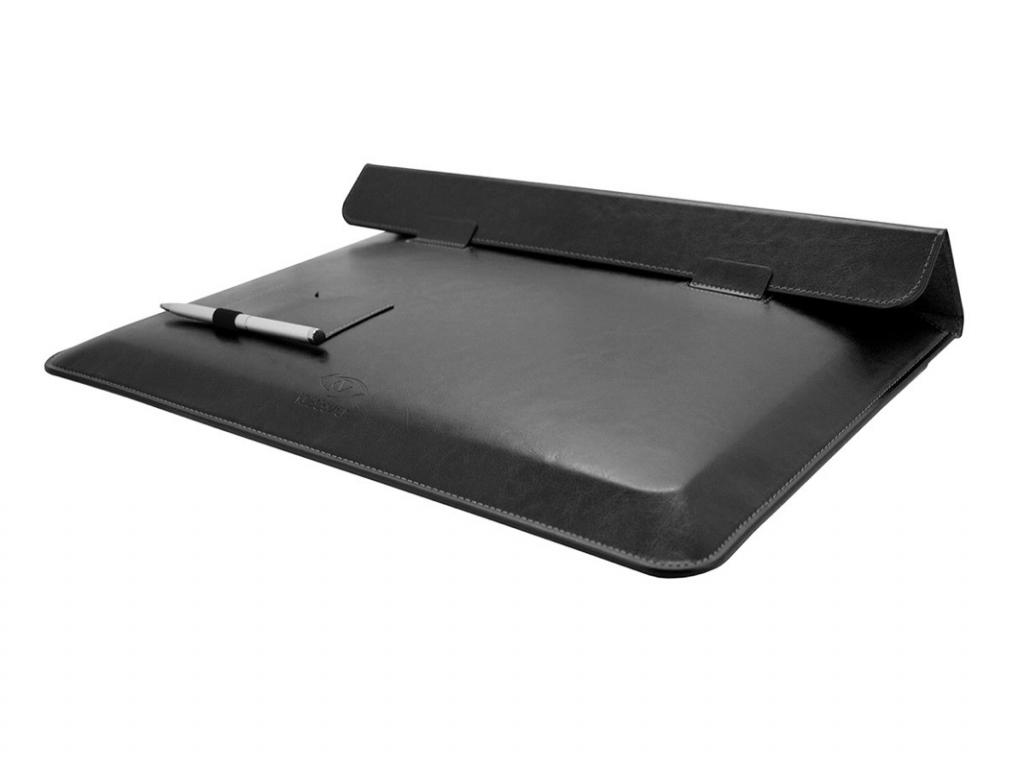 Luxe Business Ergo Sleeve voor Apple Macbook pro 2019 16 inch | zwart | Apple