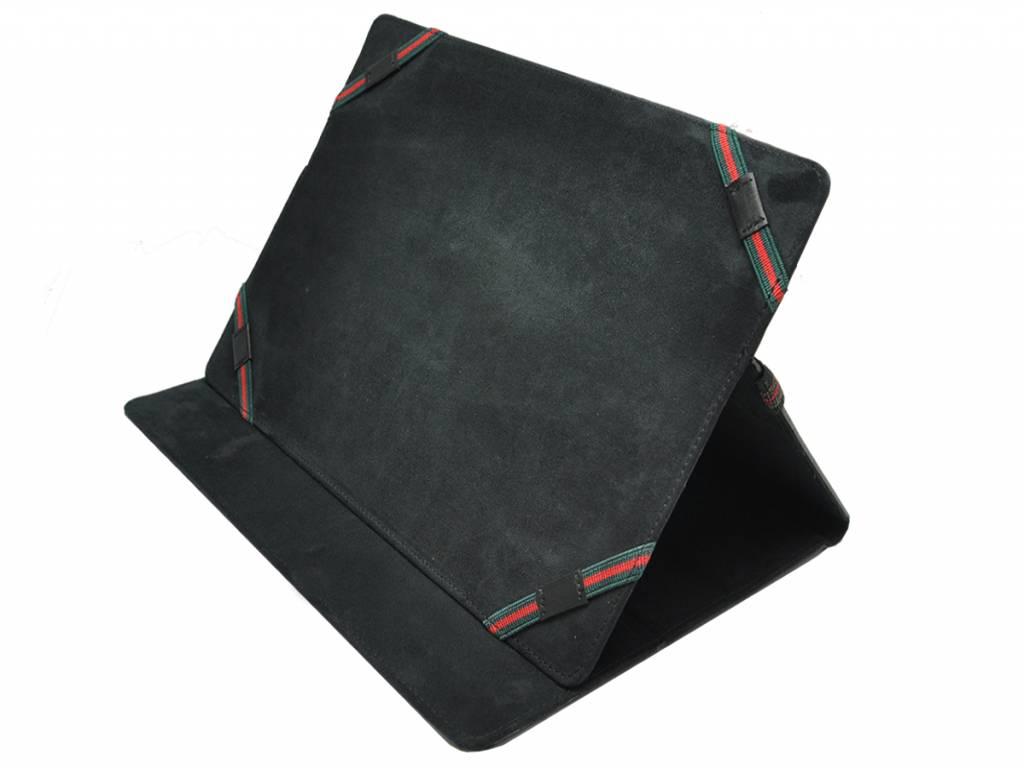 Luxe Cover voor Kupa Ultranote x15 | Echt lederen Hoes | zwart | Kupa