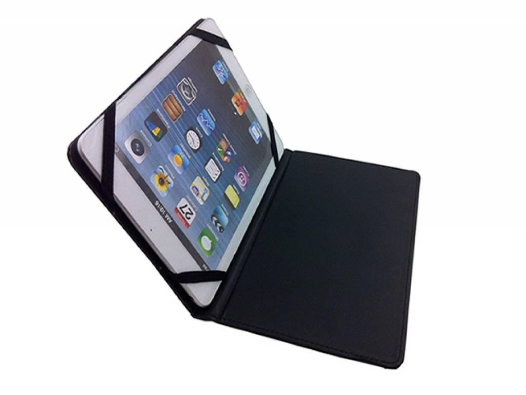 Minipad Aldi tablet Cover | Beschermhoes met Standaard | wit | Minipad