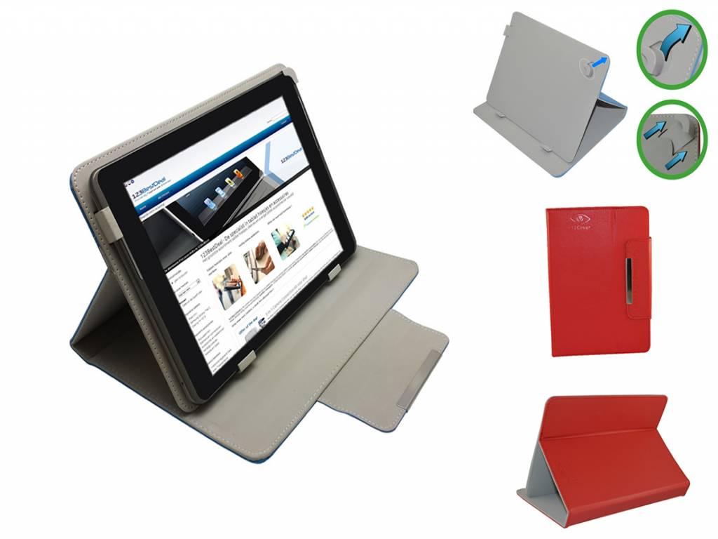 Lenovo Tab e10 Hoes | Diamond Class Case | wit | Lenovo