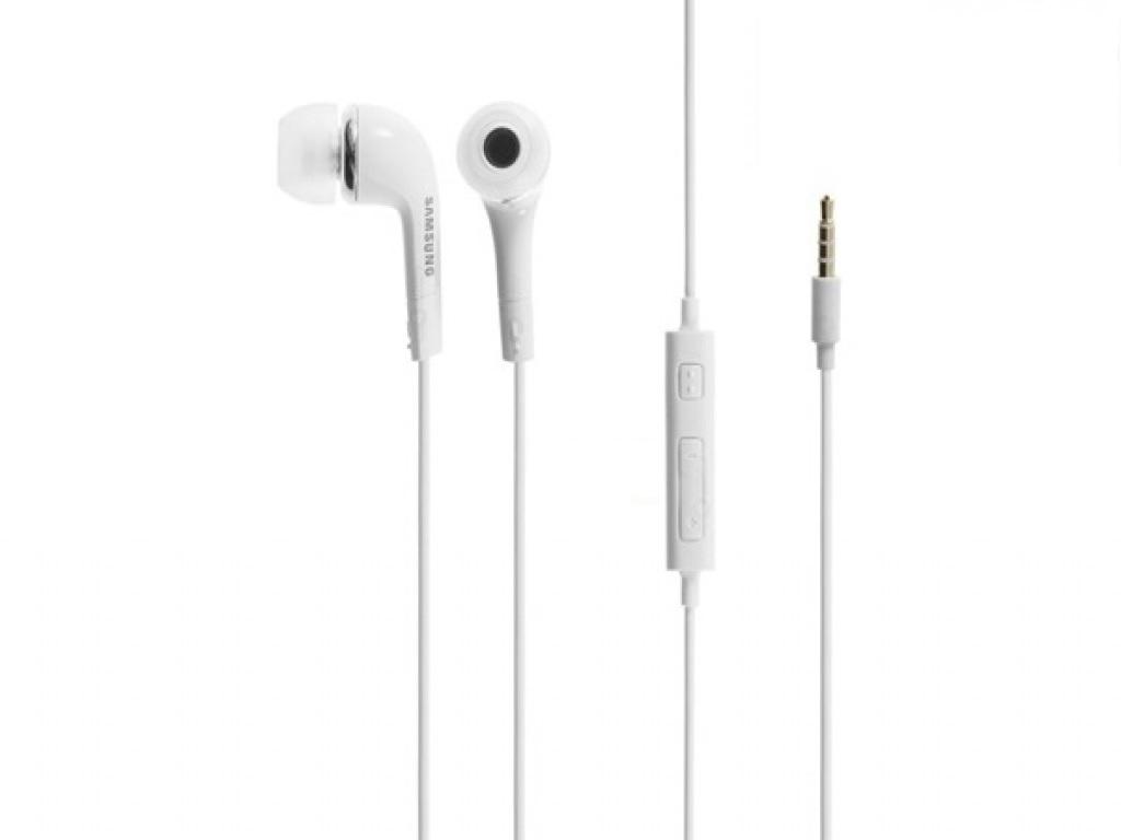 Samsung Stereo Headset voor 40c titanium    wit   Archos