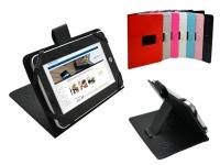 Universele 9.7 inch Tablet hoes verkrijgbaar in verschillende kleuren voor de Lenco Tab 9701
