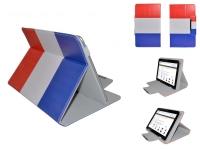 Hoes voor Samsung Galaxy tab 7.7 p6800 met Nederlandse vlag motief