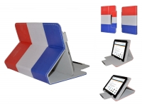 Case for Universal 7 inch with Dutch flag print