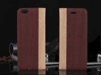 Iphone 6 Hoesje met houtstijl cover