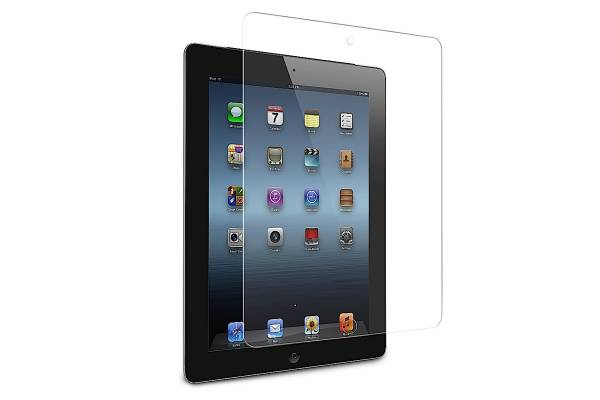 Fully Transparent 9.7 inch Screen Protector for the Ipad 3