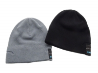 Beanie with built-in Bluetooth headset for Iphone 5