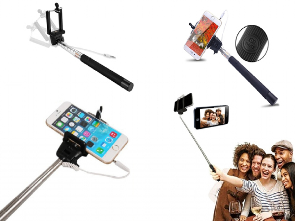 Selfie Stick Universeel Universeel