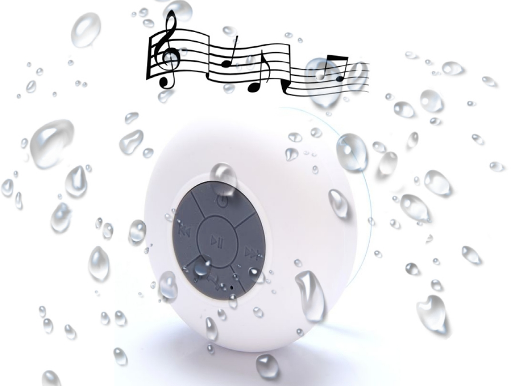Waterproof Bluetooth Badkamer Speaker Odys Tablo