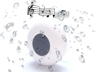 Waterproof Bluetooth Badkamer Speaker Barnes noble Nook hd