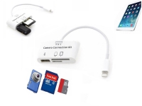 3-in-1 Camera Connection Kit Lightning for Ipad air
